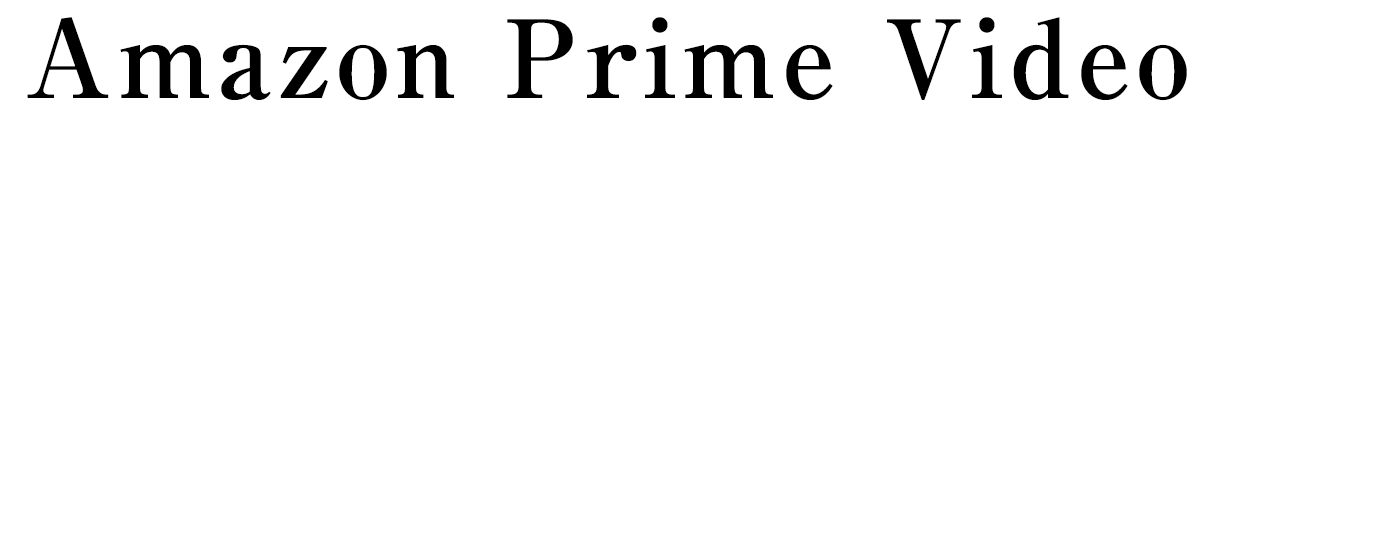 Amazon Prime Videoにて2019年10月10日より1話/2話全世界同時配信(※一部地域除く)